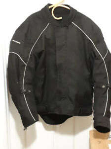 Motorcycle touring suit