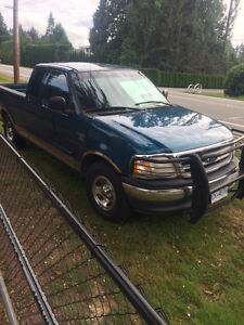 2001 Ford F-150 Pickup Truck
