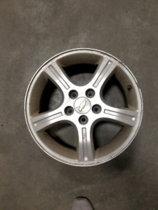 17 pouces inches mags wheels roues Chevrolet