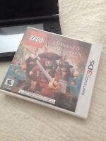 3ds game; pirates of the Caribbean