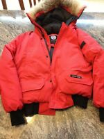 Canada Goose Red chilliwak XL