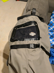 Bass pro breathable waders