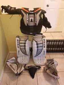 Itech Goalie Gear