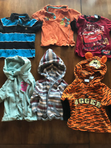 Boys 12-18 Months Clothing - 10 Items