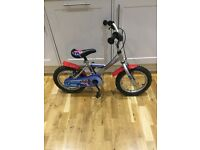 "Apollo kids 14"" Rocket Man Bike - ONLY £30"