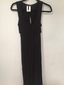 BCBG Maxi Dress - Size XS in Black
