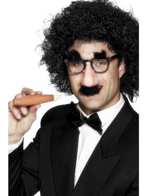 Groucho Specs & Large Cigar Fancy Dress Kit - Mens Fancy - Groucho Kostüm