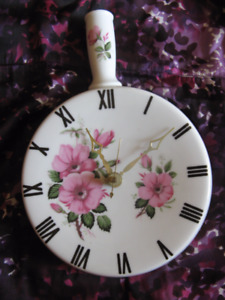 Limoges France wall clock