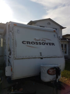 2010 Trail Lite Crossover TLX-180T Travel Trailer