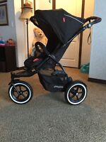 2015 Phil and Ted Navigator V2 double stroller