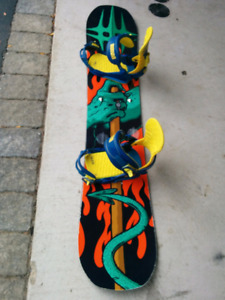 Lobster Youth Snowboard 134cm