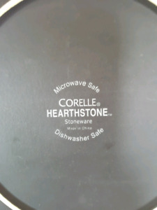 Cornell hearth stone dishes
