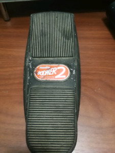 Vintage Maestro Boomerang 2 Wah Pedal by Gibson