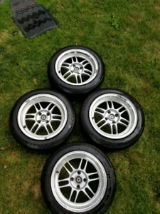 Konig Rims and Tires