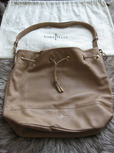 AUTHENTIC-COLE HAAN handbag/purse - $180 (Downtown Vancouver)