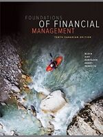 Foundations of Financial Management 10th Ed