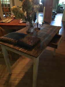 Very old Antique Harvert Table Kitchener / Waterloo Kitchener Area image 3