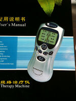 Chinese medicine meridian pulse machine. new in box