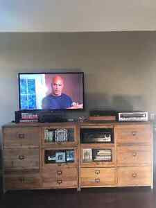 Reclaimed Wood Media Units ONLY $1000