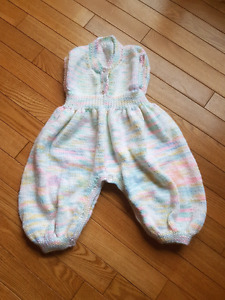 Baby knitted sets