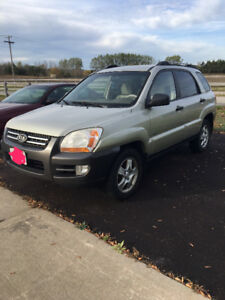Reduced Price - 2006 Kia Sportage SUV, Crossover