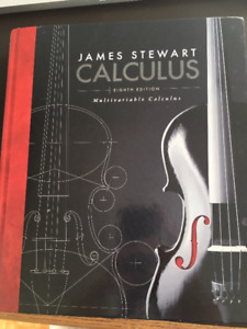 MULTIVARIABLE CALCULUS BY JAMES STUART