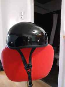 Never used Size S motorcycle helmet