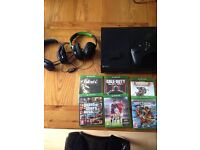 Xbox one bundle *only 6 months old*
