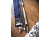 Hardy 10 1/2 foot fly rod