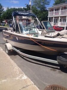 Used 2007 Princecraft pro series 176