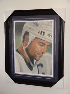 SIGNED (C0A) PICTURES OF HOCKEY GREATS
