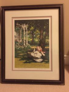 Limited Edition Carole Black print.