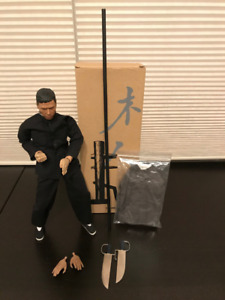 Ip Man 3 Custom Figure with Enterbay Parts & Dummy
