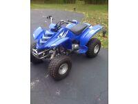 80cc Yamaha raptor quad for sale
