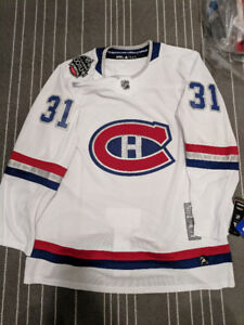 Montreal Canadiens Carey Price NHL 100th Authentic Player Jersey