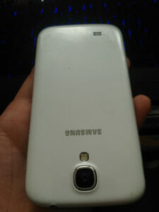 Samsung galaxy S4 cracked screen fully functional