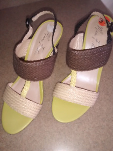 Marc Fisher Sandals, Brand New