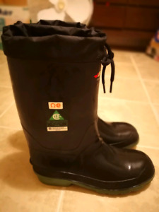Baffin safety boots size 8 for man