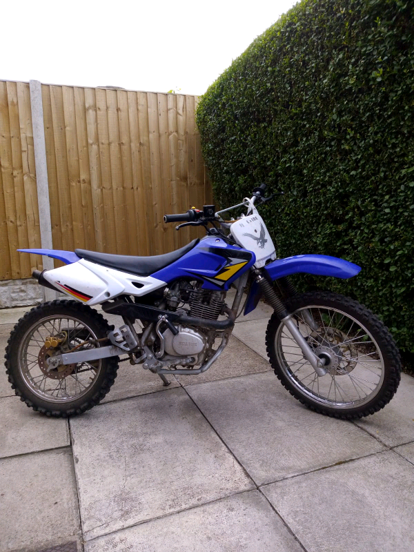 100cc 4 stroke pit bike for sale | in Pontefract, West Yorkshire | Gumtree