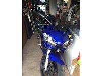 Yamaha 2000 blue
