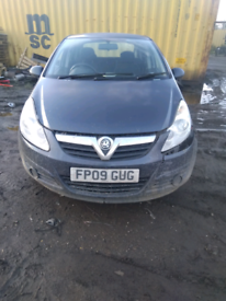 Vauxhall Corsa d breaking for parts