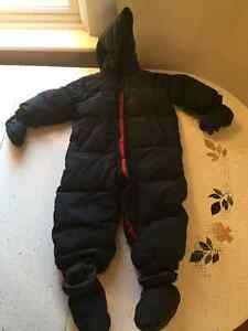 Size 18 to 24 months Baby Gap Snowsuit