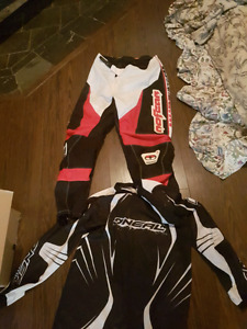 Motocross gear also have boots for sale