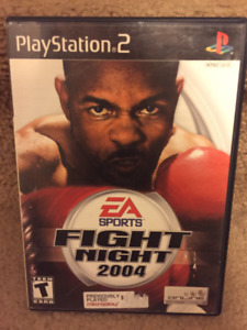 EA Sports Fight Night 2004 - For the Playstation 2