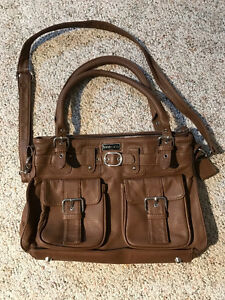 Jimmy Choo Leather bag-Tan Peterborough Peterborough Area image 1