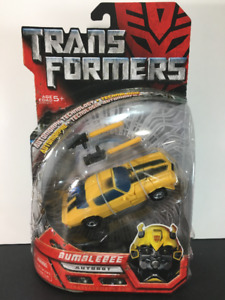 Transformers Movie Hasbro Deluxe Action Figure Bumblebee [1974 C