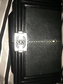 80aec9de6 Chanel stingray boy bag