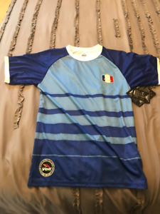 FRAMCE VOLT OFFICIAL WORLD CUP YOUTH SOCCER JERSEY!