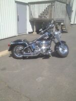 2005 Fatboy Lots of Chrome