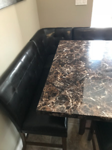 Dining Table - Bar Height